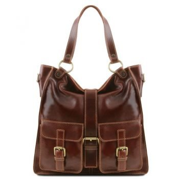 MELISSA Lady leather bag