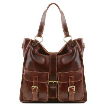 MELISSA Lady leather bag
