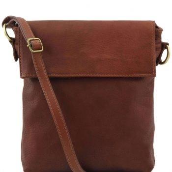 MORGAN Leather shoulder bag