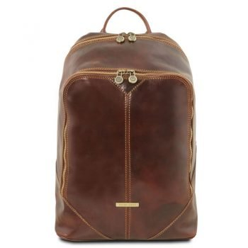 MUMBAI Leather backpack