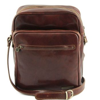 OSCAR Exclusive Leather Crossbody Bag
