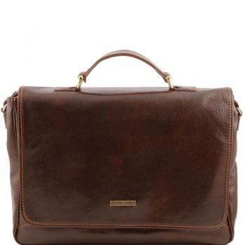 PADOVA Exclusive leather laptop case