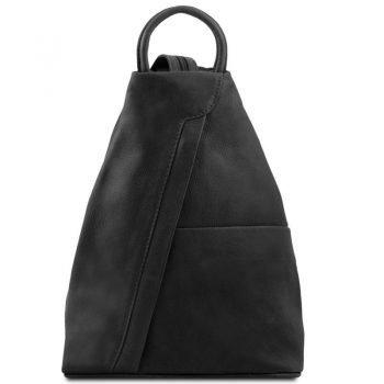 Shanghai Leather Backpack