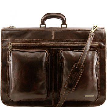 TAHITI Garment leather bag
