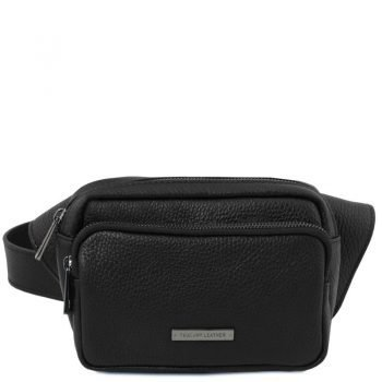 TL BAG Leather fanny pack