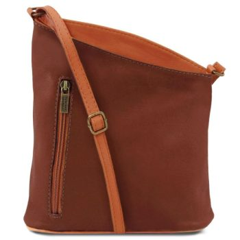 TL BAG Mini soft leather unisex cross bag
