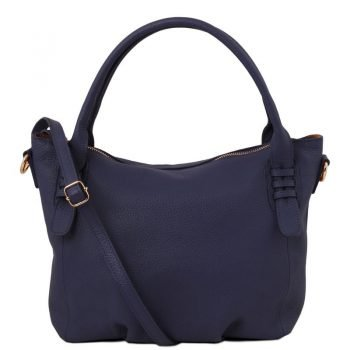 TL BAG Soft leather handbag