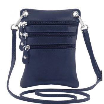 TL BAG Soft leather mini cross bag