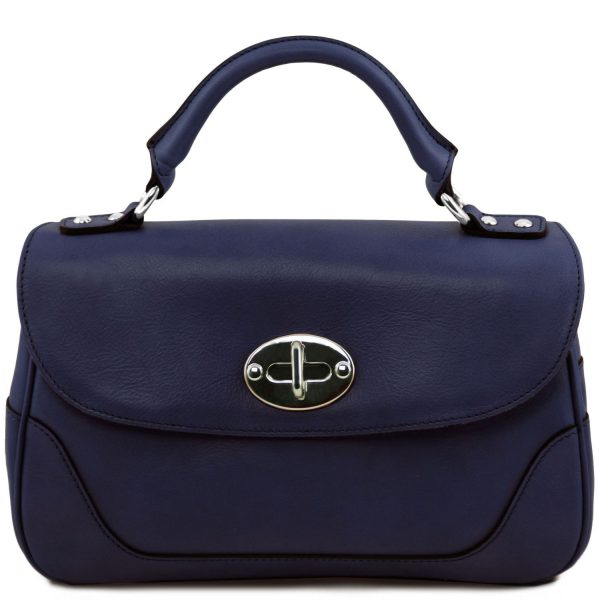 TL Neoclassic Lady Leather Handbag