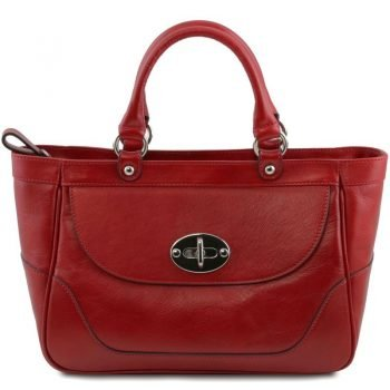 TL Neoclassic Lady Leather Handbag