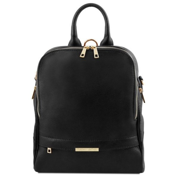 TL Soft Leather Backpack for Women