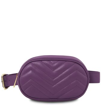 TL Soft Leather Fanny Pack