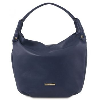 TL Soft Leather Hobo Bag