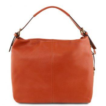 TL Soft Leather Hobo Bag