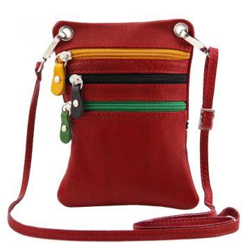 TL Soft Leather Mini Cross Bag