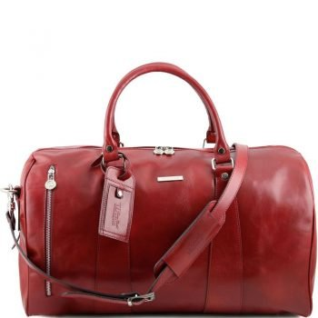 TL VOYAGER Travel leather duffle bag - Large size