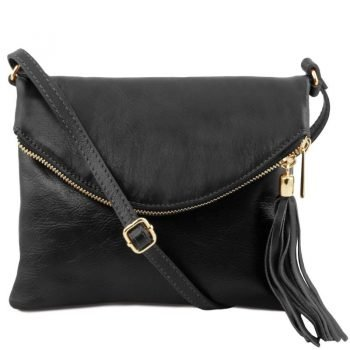 TL Young Shoulder Bag with Tassel Detail