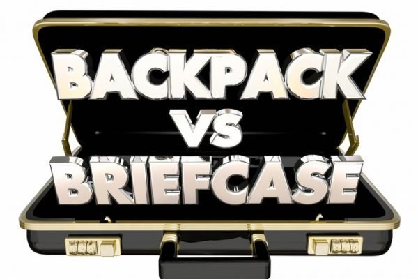 Backpack vs. Briefcase Which is Better