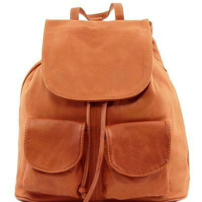 Seoul Leather Backpack – Large Size
