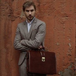 Leather Doctor Briefcases