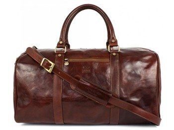 Leather Carry on Bags