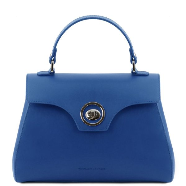 Leather Duffel Bag - Nairobi