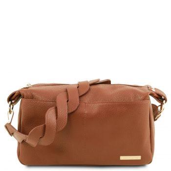 Soft Leather Duffle Bag