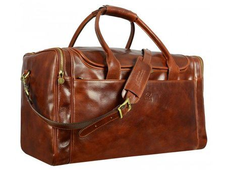 Classic Large Multi Purpose Leather Bag