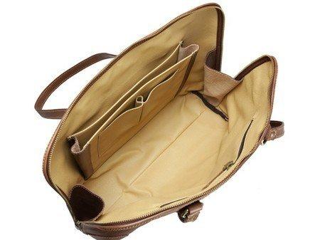 Light Brown Tote Bag For Women