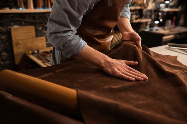 Personnalisation de cuir
