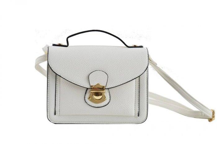 nettoyer un sac en cuir blanc