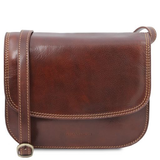 Lady Leather Bag - Greta