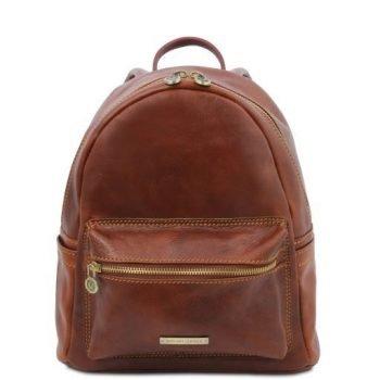 Leather Backpack - Sydney
