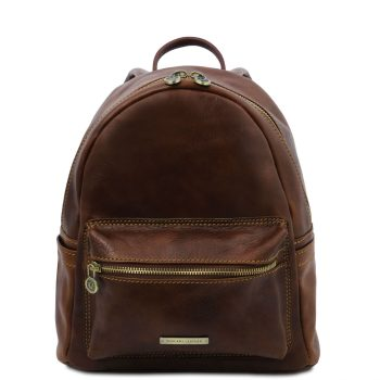 Leather Backpack - Sydney