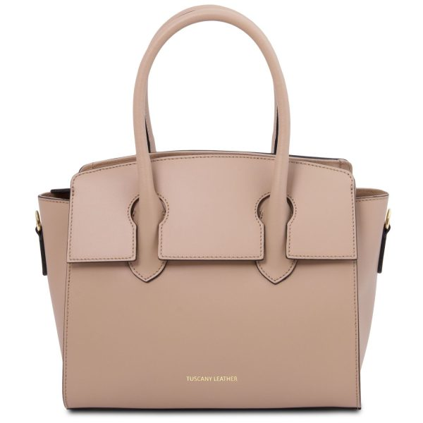 Leather Handbag - Brigid
