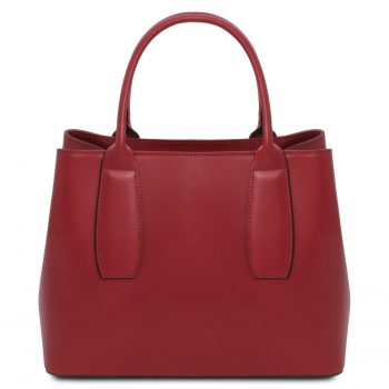 Leather Handbag - Ebe