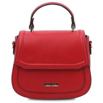 Leather Handbag - Saver