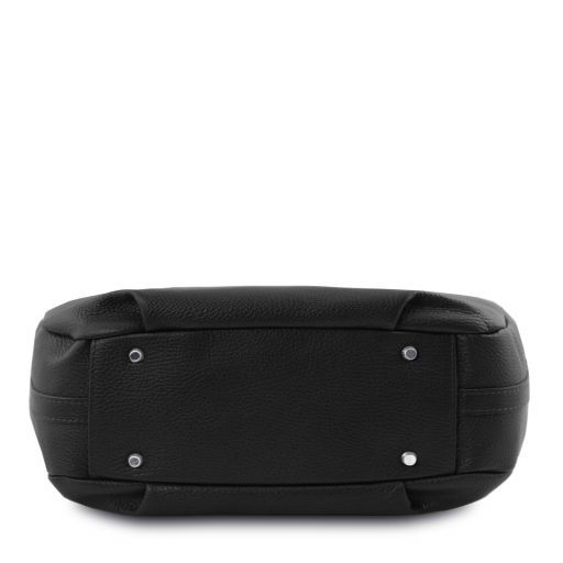 Soft Leather Hobo Bag - Lundi 3