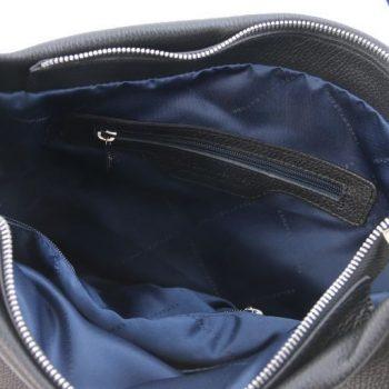 Soft Leather Hobo Bag - Lundi 4