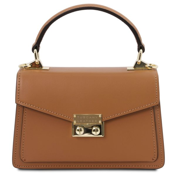 Leather Mini Bag - Gordes