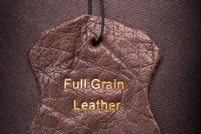 Kā tiek izgatavota āda ar dabīgo virsmu