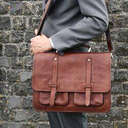 Leather Satchels