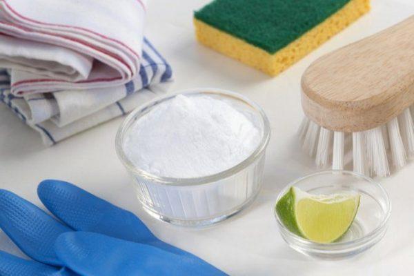 Meetod nr 2 - omatehtud puhastuslahus