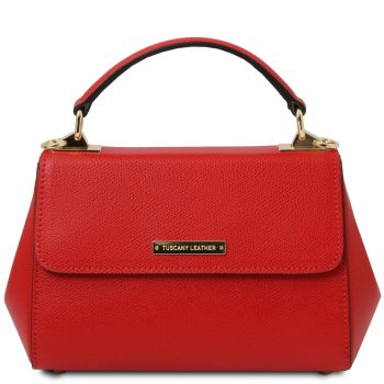 Small Leather Handbag - Tarare