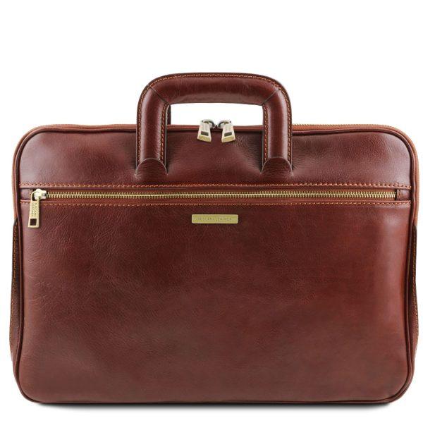 Document Leather Briefcase – Caserta