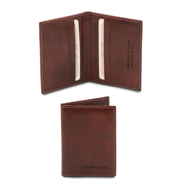 Exclusive Leather Card Holder – Velaux