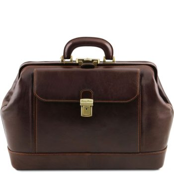 Exclusive Leather Doctor Bag – Leonardo