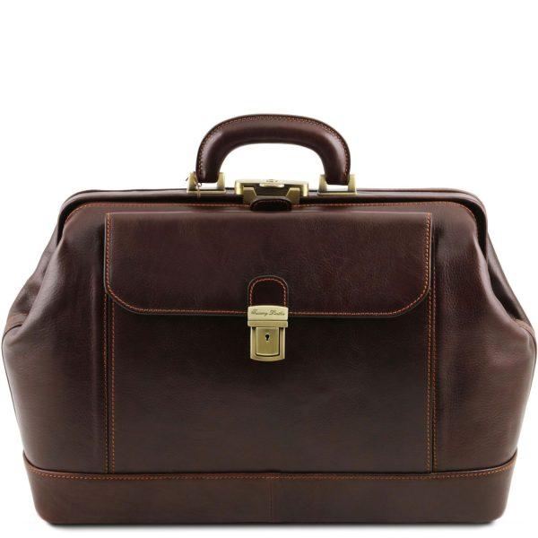 Exclusive Leather Doctor Bag – Leonardo