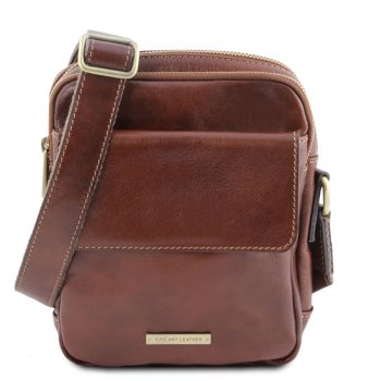 Leather Crossbody Bag – Larry