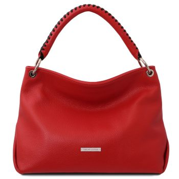 Soft Leather Handbag – Vauvert